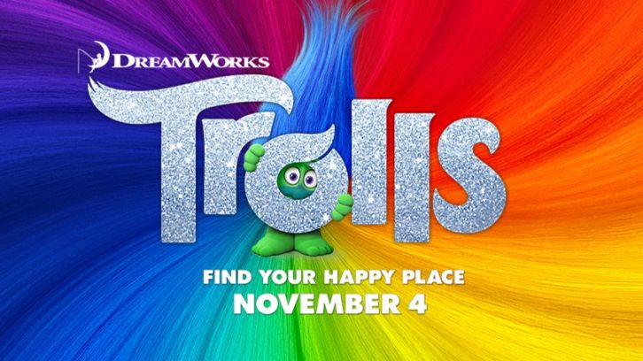 MOVIES : Trolls - Offical Trailer
