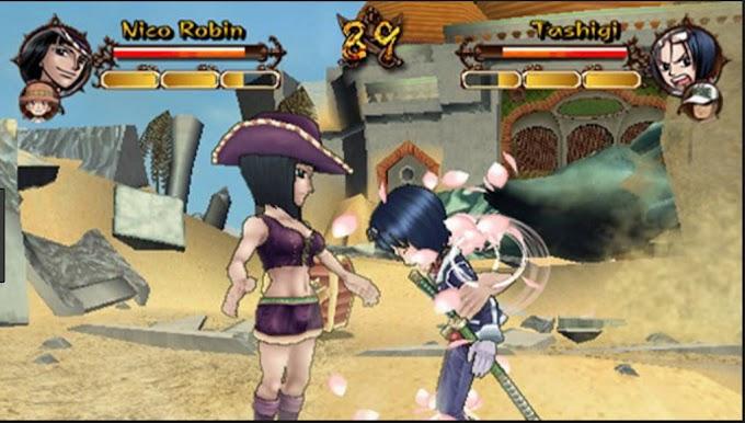 One Piece: Grand Adventure (U) PS2 ISO