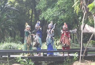 Dewi Tanjung Lesung, Prabu Munding Rangu, Dewi Kakayi, Kujang Kanoman