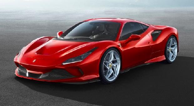 Tampilan Ferrari F8 Tributo Calon Pengganti 488 GTB