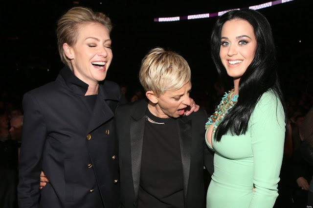 Ellen DeGeneres slammed over birthday message to Katy Perry