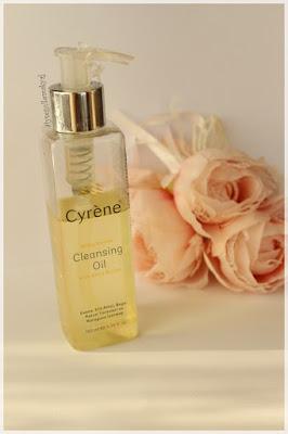 cyrene cleansing oil temizleme yağı