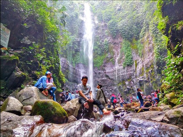 15 Objek Wisata di Semarang Terbaru yang Lagi Hits 2018 Curug Lawe