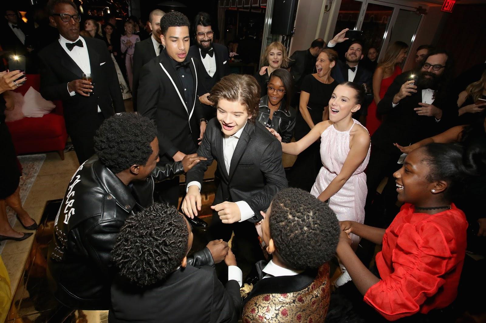 c3a1e386b7c0f Netflix SAG Awards After Party Images - sandwichjohnfilms