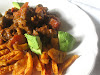 Spicy Portobello Mushroom Chili