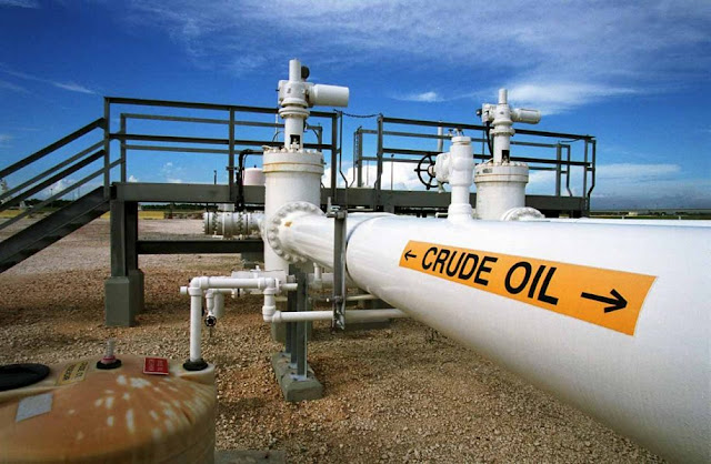 Nigeria's daily crude production to rise by 160,000 barrels