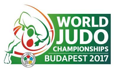 2017 World Judo Championship Logo.