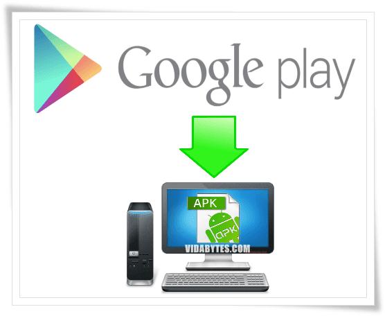 Bajar apk Google Play