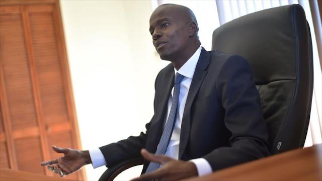Nuevo presidente de Haití reclama victoria y pide orden público