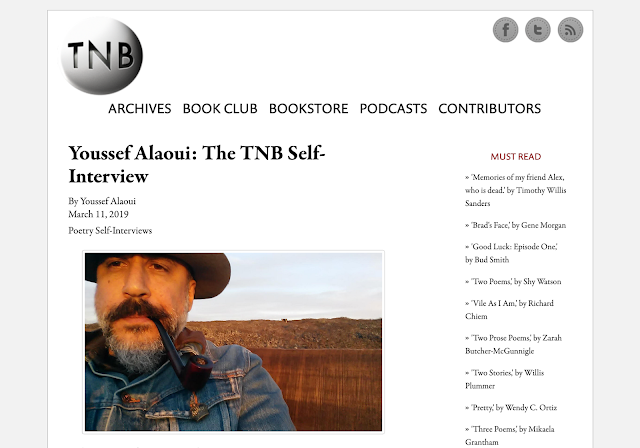 http://thenervousbreakdown.com/yalaoui/2019/03/youssef-alaoui-the-tnb-self-interview/