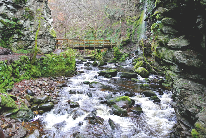 Big Burn Walk, Golspie, Scotland