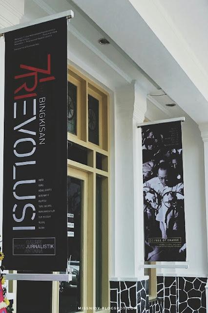 museum dan galeri foto jurnalistik antara di jakarta