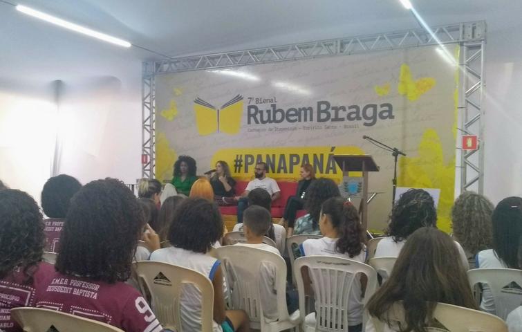 7ª Bienal Rubem Braga de Cachoeiro de Itapemirim - Tamaravilhosamente