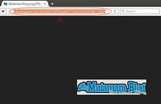 Alamat Url Logo Blog