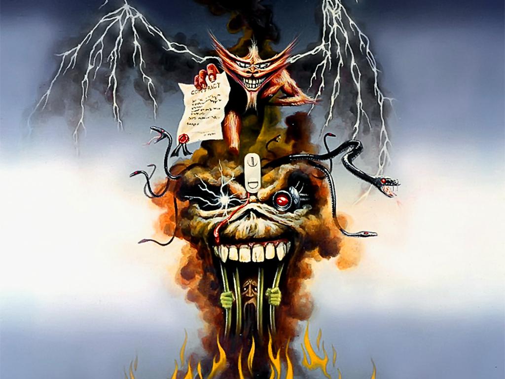 Wallpapers HD: 144 Wallpapers de Iron Maiden - Fondos de pantalla, Free High Definition 100% ...