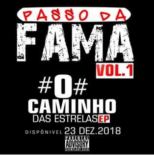 "Cazenga News - ""Passo da Fama Vol.1"""