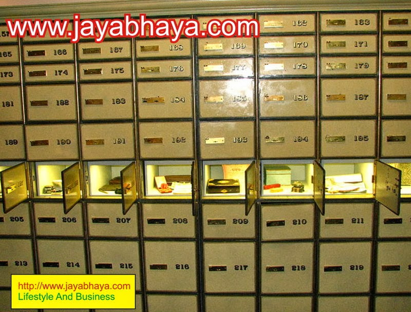 Safe Deposit Box ~ Lifestyle And Business