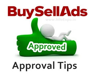 Important Tips before Applying for BuySellAds Publisher Account