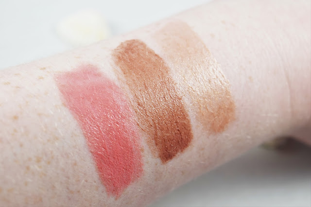 Bobbi Brown Beach Nudes Sheer Lip Color Swatches