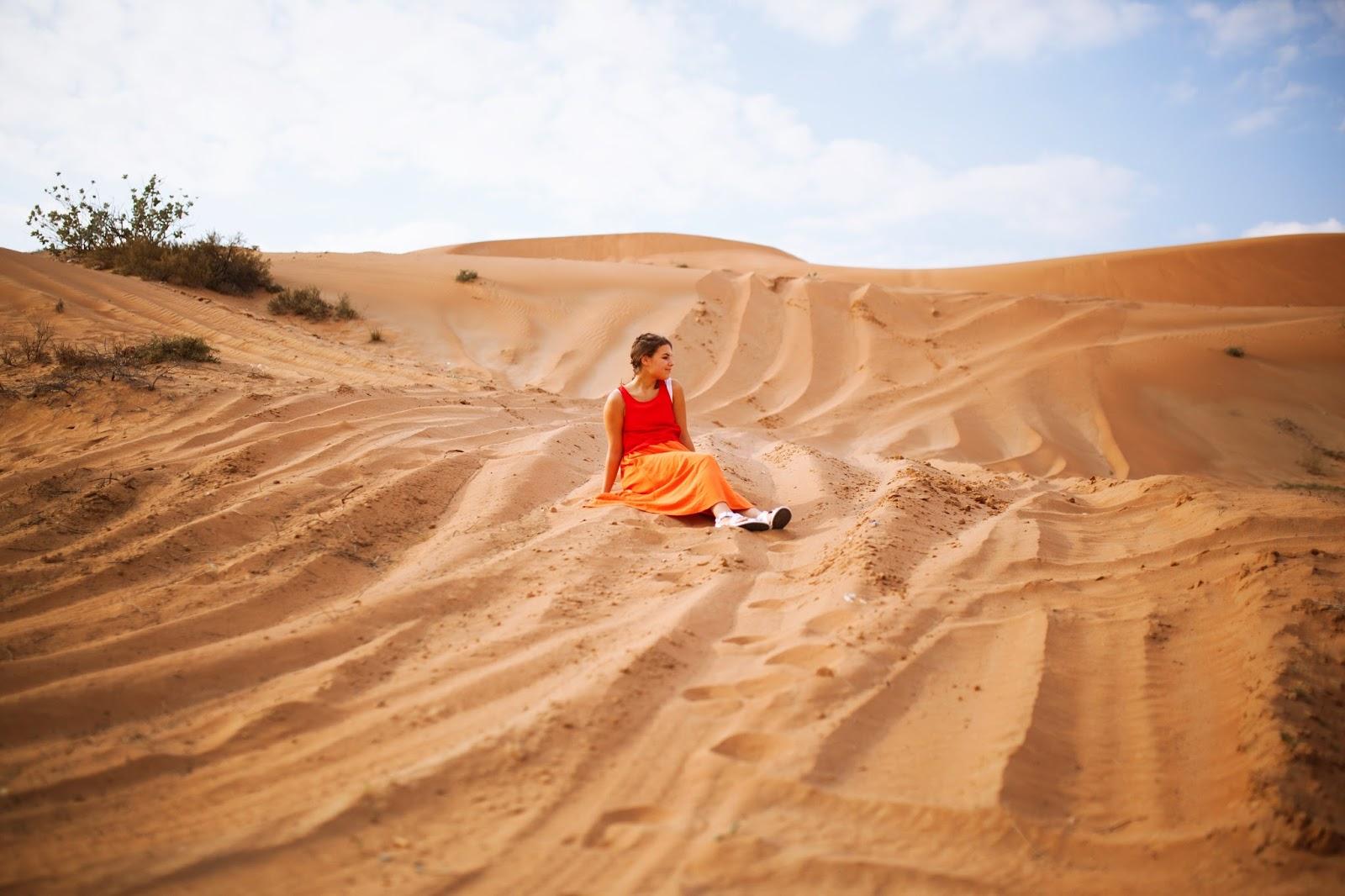 dubai wüste desert