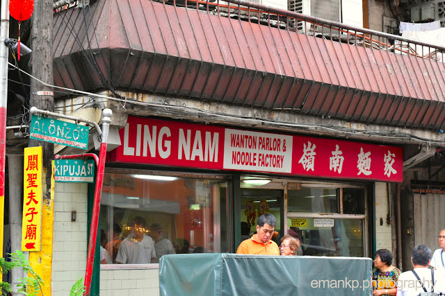 CHINATOWN PHOTOWALK 2016:: Ling Nam Noodle Factory