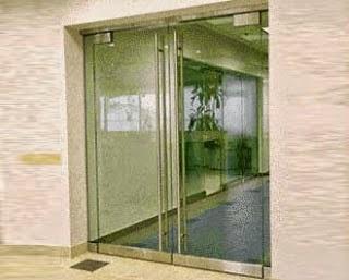 SINAR OMEGA Aluminium: Harga Daun Pintu Kaca Tempered