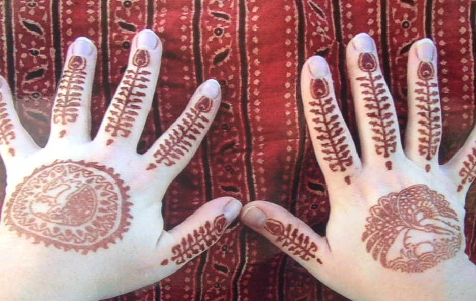 365 Hands Hand 312 Henna Tattoo Hand Art