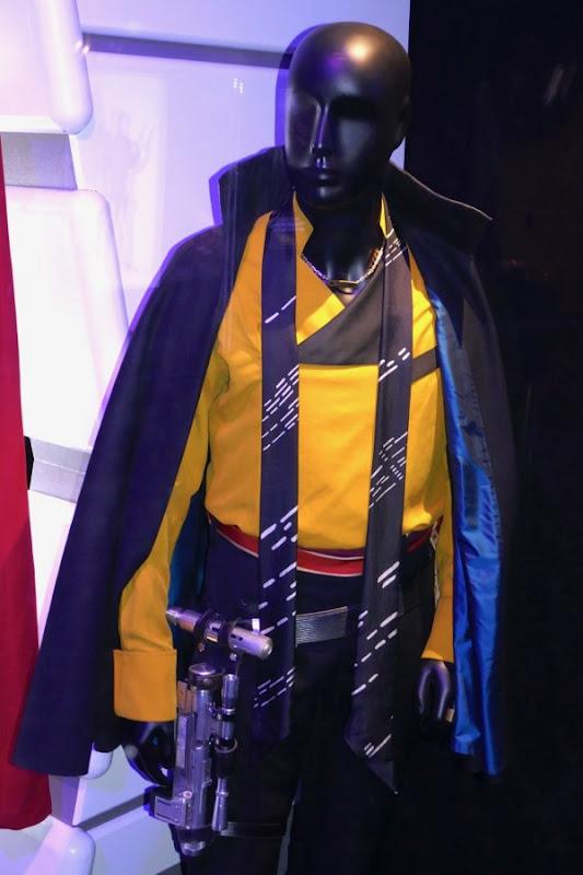 Lando Calrissian costume Solo