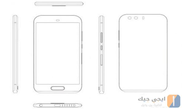 تصميم وشكل هاتف هواوي P9