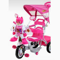 family f993st kucing baby tricycle