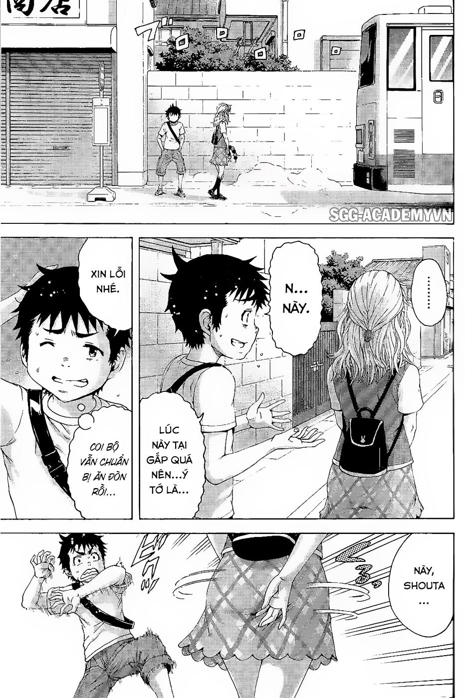 Hình ảnh 20 in [Siêu phẩm] Mujaki no Rakuen Hentai Series