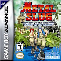 Metal Slug Advance PT/BR