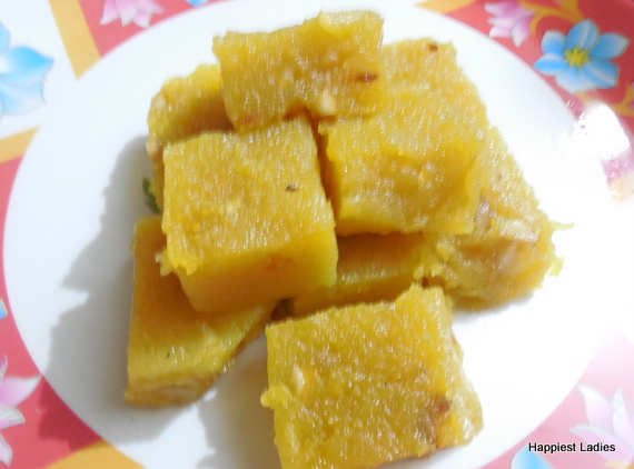 jackfruit halwa south indian sweet