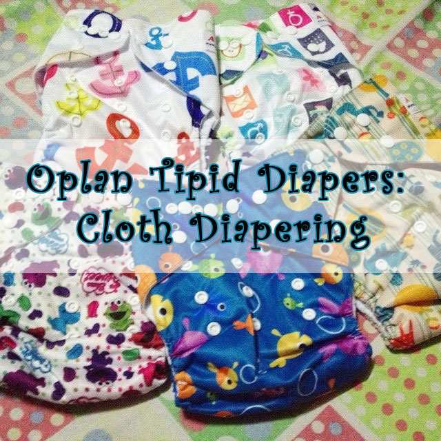 Oplan Tipid Diaper: Cloth Diapering