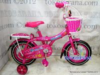 Sepeda Anak Family 12-1288 Magenta 12 Inci 3