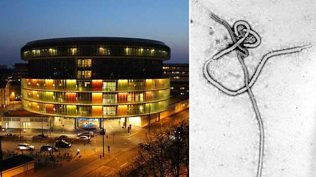 Masinė migracija sukelia užkrečiamų ligų epidemijas. Švedija ruošiasi Ebolai