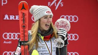 ESQUÍ ALPINO - Copa del Mundo femenina 2017/2018: Mikaela Shiffrin reedita su título y es la esquiadora más completa del mundo una temporada más