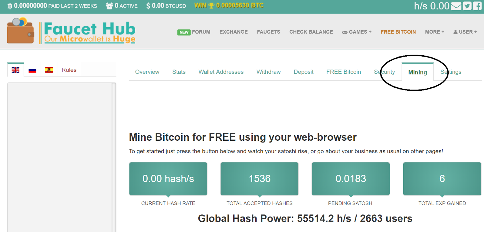 cryptocurrency mining online