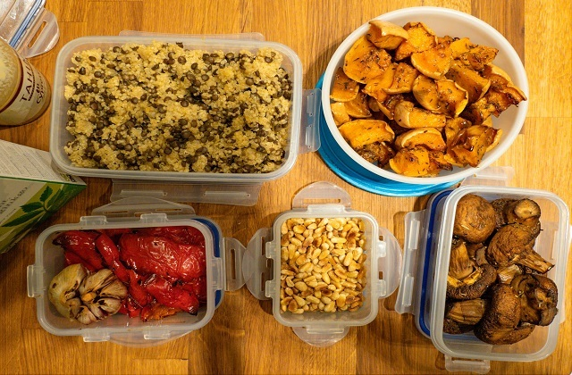 Pre-Plan Meals