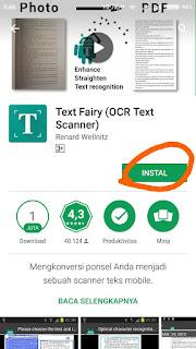 Install Fairy Text