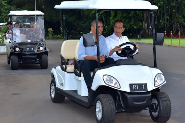 Ungkapan Obama Mengenai Kepemimpinan Jokowi