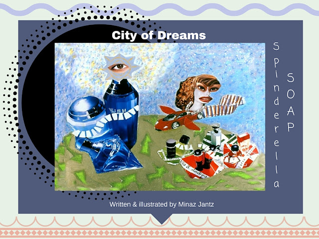 Spinderella Soap: Soap Scene #2, 'City of Dreams'