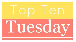 Top Ten Tuesday: Ten Books Set Outside The US
