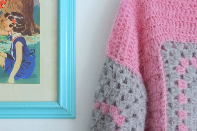 crochet knitwear take care mohair from wool and the gang