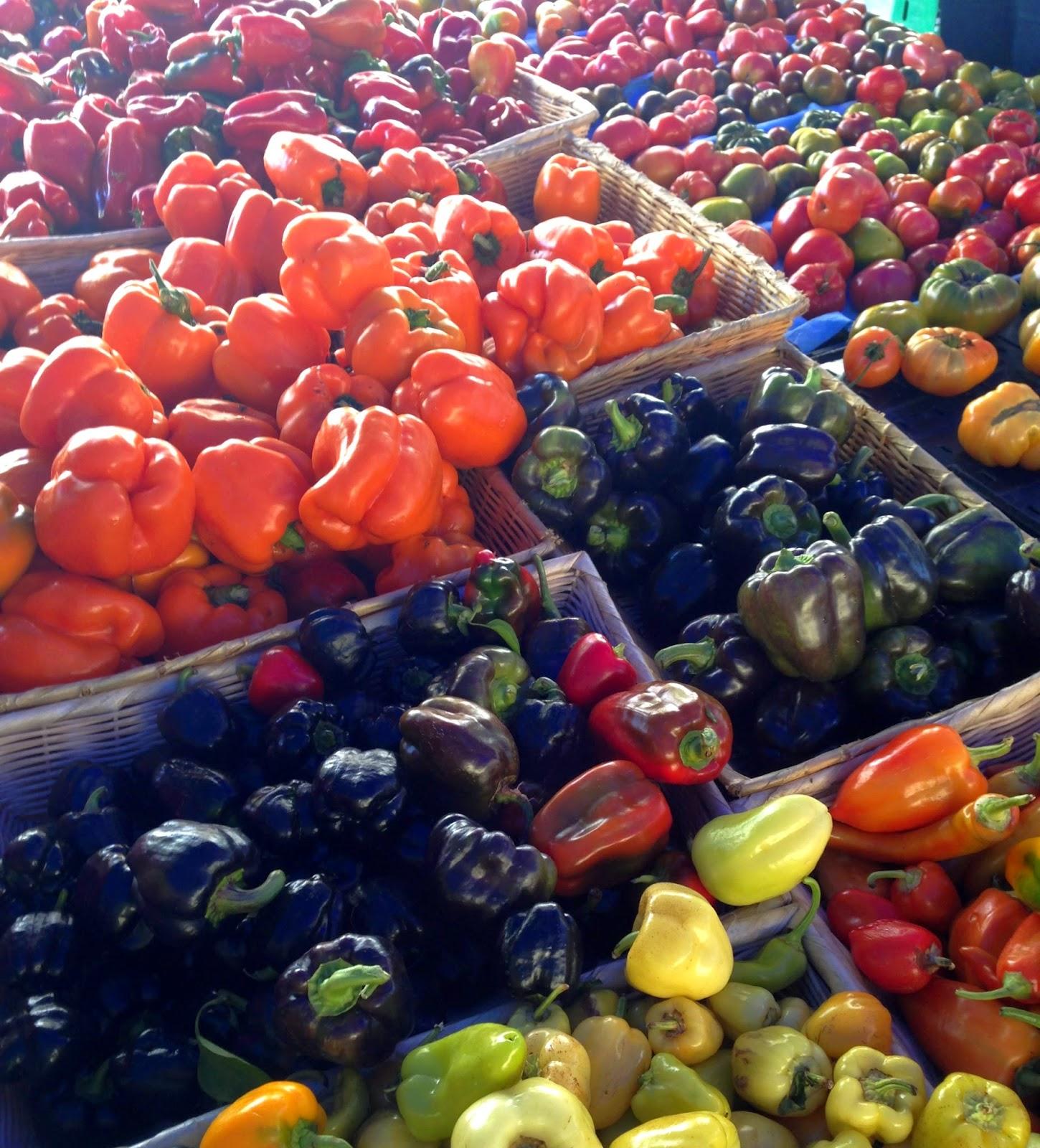 Blu Aubergine Seasonal Foods All Things Orange