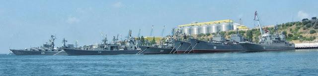 Σεβαστούπολη Κριμαίας
