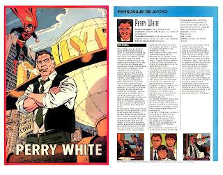 Perry White Metropolis