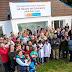 Inauguraron la primera escuela en honor a los 44 submarinistas del ARA San Juan