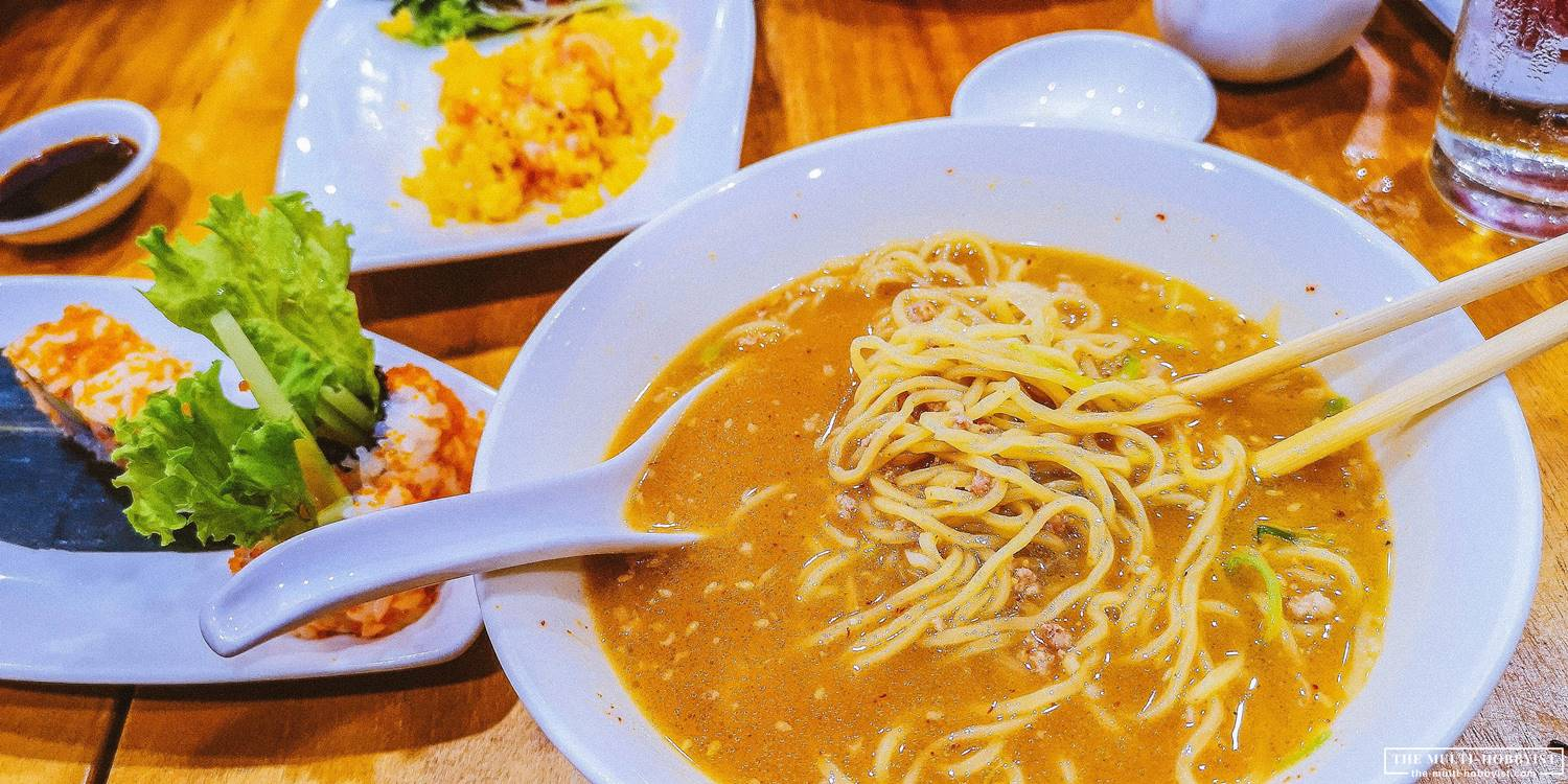 Food-ventures: Kenji Tei Ramen House, Greenbelt 5 Makati City