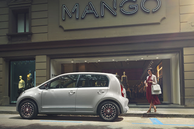 New Seat Mii FR line and latest Mii by Mango Limited Edition